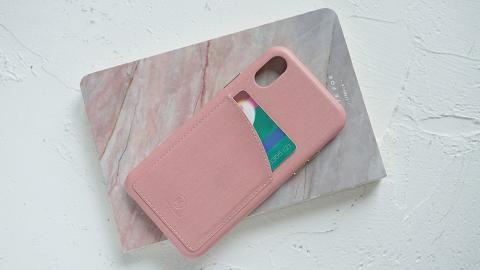 可刻名/放八達通!推介3款iPhone X手機殼