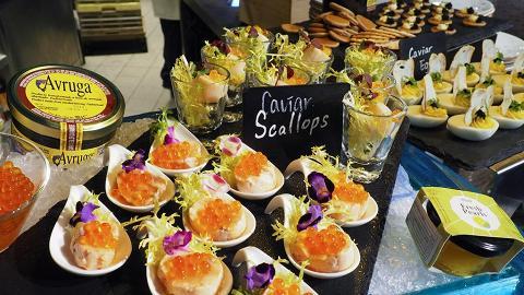 銅鑼灣酒店周末自助餐限時優惠 任食魚子醬/龍蝦/雪糕甜品