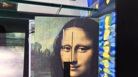 世界4大博物館精品文具店!法國羅浮宮蒙娜麗莎/梵高/莫奈