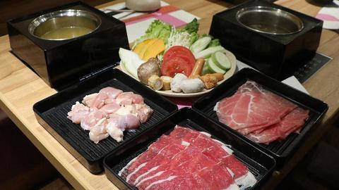 6間分店適用!$100宵夜時段任食日式火鍋