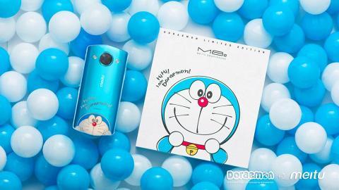 全新限量版美圖手機!Hello Kitty/美少女戰士/多啦A夢/龍珠