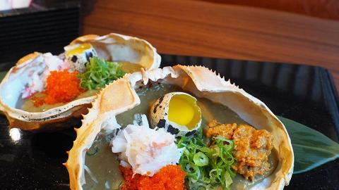 【荃灣美食】荃灣新開水產浜燒餐廳 推介鮮甜甲羅燒+4食活毛蟹!