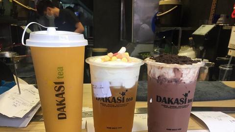 台灣人氣手調飲品店進駐旺角 芒果沙冰有驚喜!