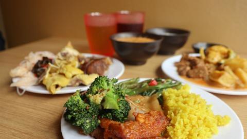 $68泰式午市自助餐 惹味冬蔭功湯+清邁秘製辛辣肉