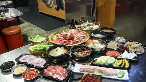 大埔韓燒店新推放題 任食海鮮/靚牛/羊架+任飲啤酒汽水