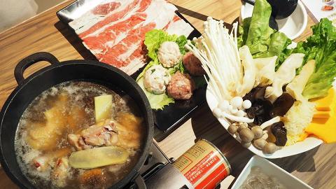 連鎖米線店有得食!人均$84食滋補花膠雞鍋