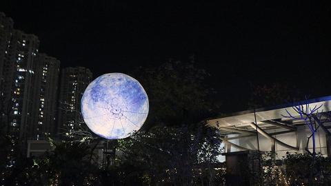 巨形月亮登陸天水圍酒店!燒烤放題歎勻牛舌+特製辣豬腩片