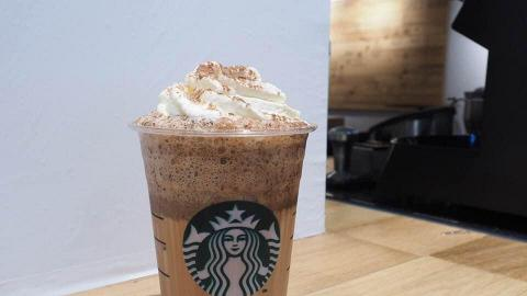 Starbucks朱古力鮮奶紅茶系列登場 限定聯乘商品同步推出