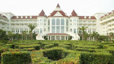 迪士尼樂園酒店