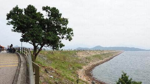 大美督水壩