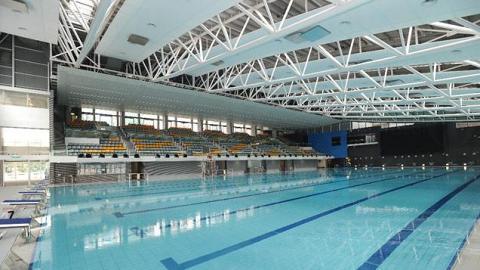 中山紀念公園游泳池