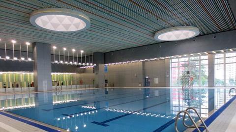 藍田游泳池