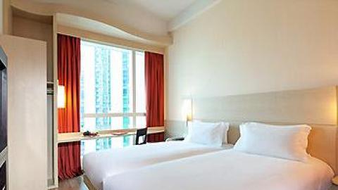 宜必思香港中上環酒店