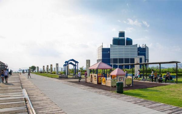 西九龍海濱長廊 (圖: 官方網頁)
