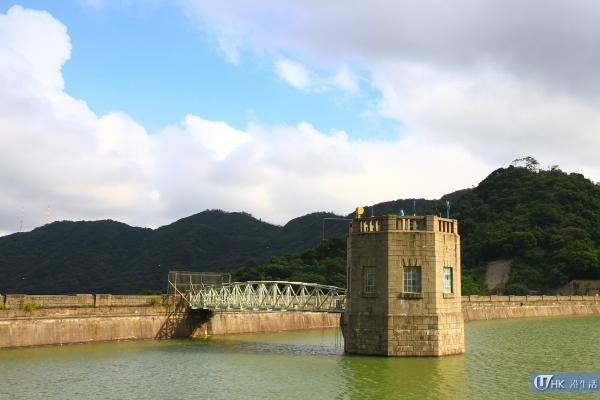 水塘鐵橋及水掣塔,被列為法定古蹟