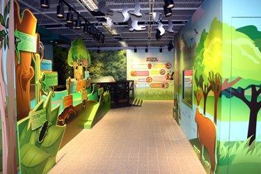 城門郊野公園遊客中心 (圖:漁護署)
