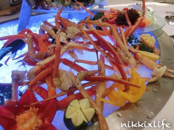 大角咀協奏坊西餐廳 長蟹腳(圖:U Blogger-NIKKI)
