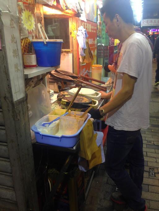 深水埗豪城茶餐廳(圖:U Blog@Dreamer)