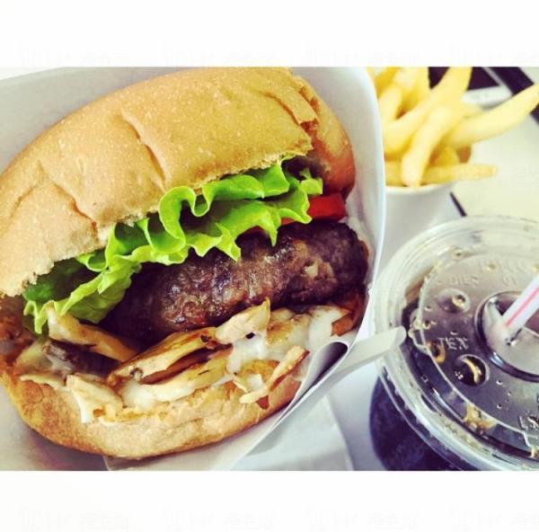 Burger Home(圖:IG@jingke)