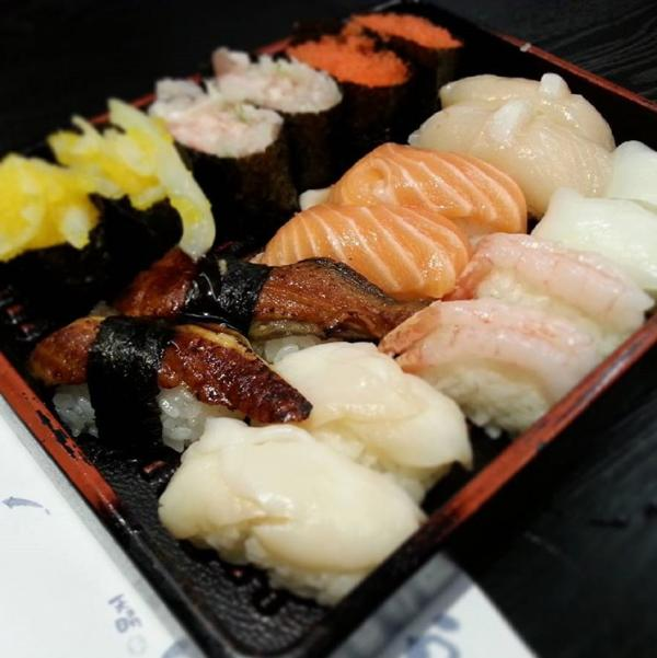 超級壽司和食堂(圖:IG@sindy39547)