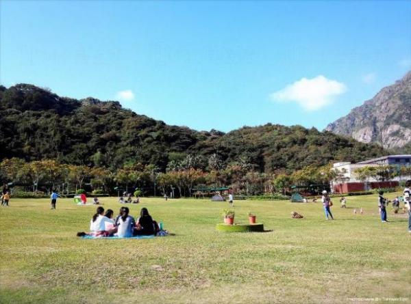 佐敦谷公園 (圖:U Blogger-Tiffany Toyi)