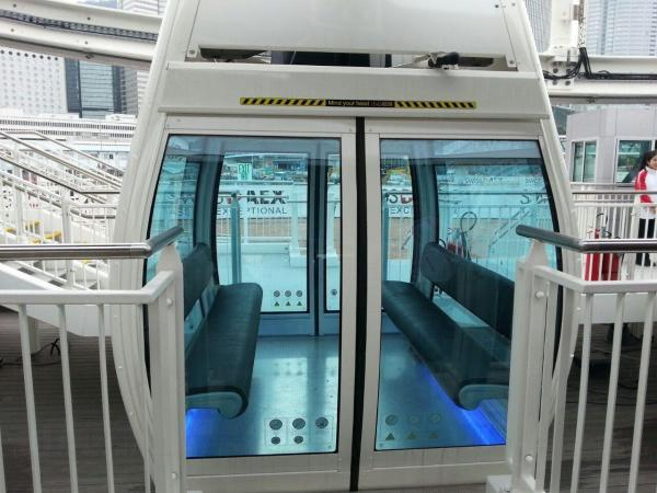 中環海濱摩天輪 Hong Kong Observation Wheel