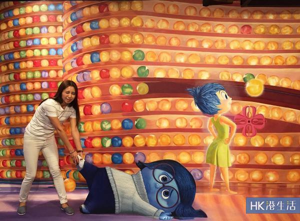 尖沙咀4D影相館 設12大迪士尼卡通主題區