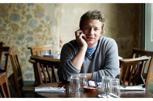 Jamie Oliver的意大利餐廳