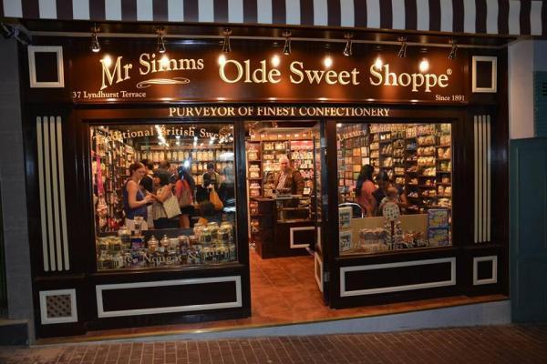 圖: Mr. Simms Olde Sweet Shoppe Facebook)
