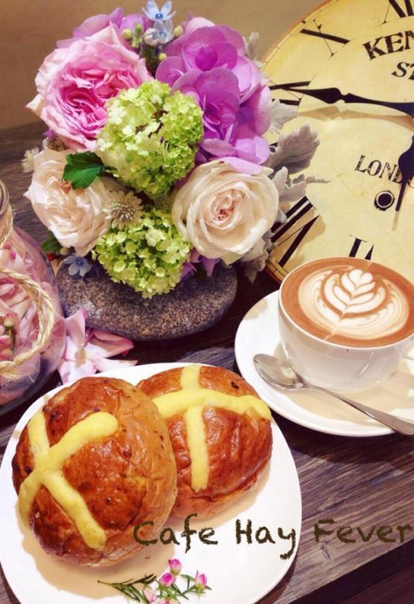 花粉熱 Cafe Hay Fever (圖片:FB@花粉熱 Cafe Hay Fever