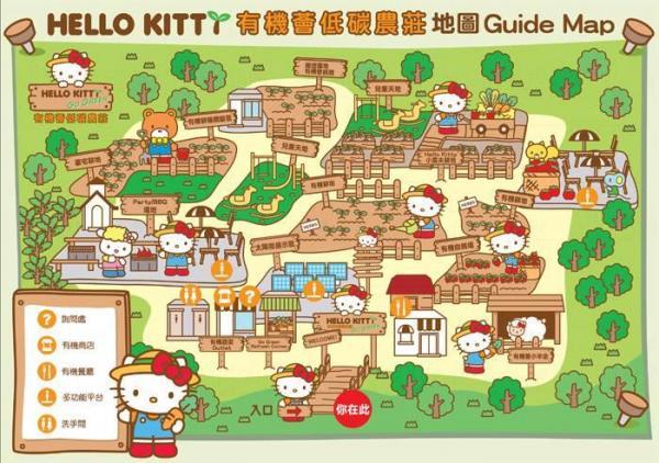 新界元朗 Hello Kitty農莊