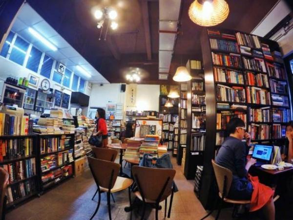 半山Coffee Book (Books & Co.) (圖:UBlogger - 慢靈魂)