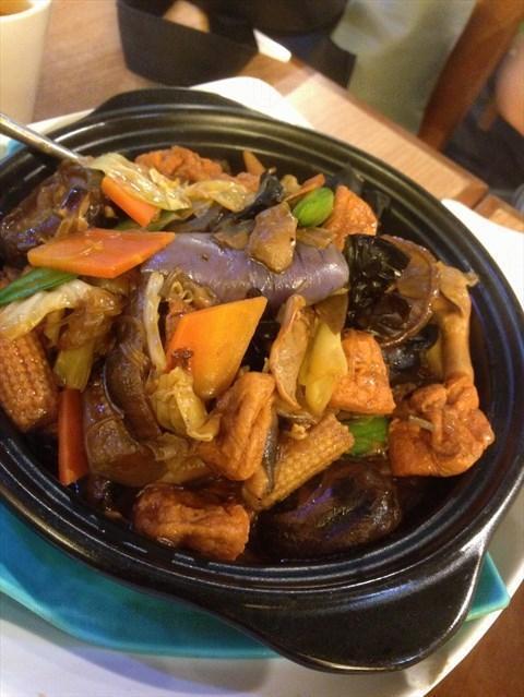 樂農是全港第一家社會企業素食餐廳,推廣健康素食。(圖: UBlogger - foodslike)