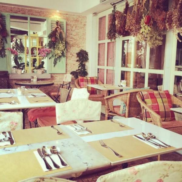 灣仔Cafe Eos Club(圖:U Blogger-Fly樂旅生)