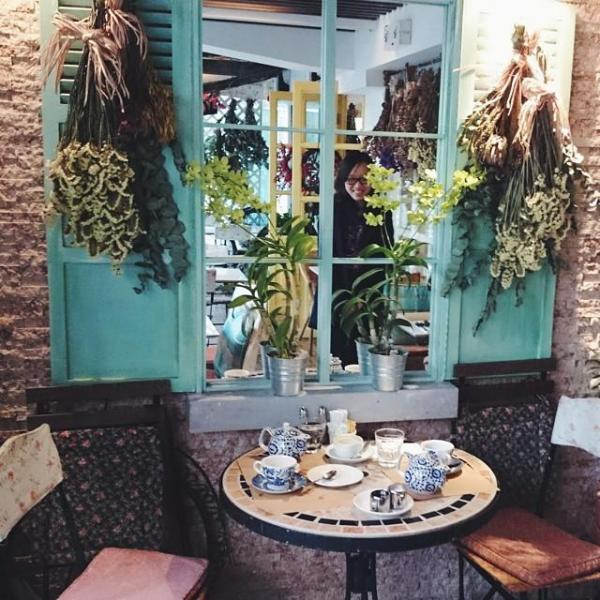 灣仔Cafe Eos Club(圖:IG@bleufleu)