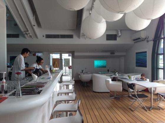 中環Cafe 8(圖:香港海事博物館官方網站)