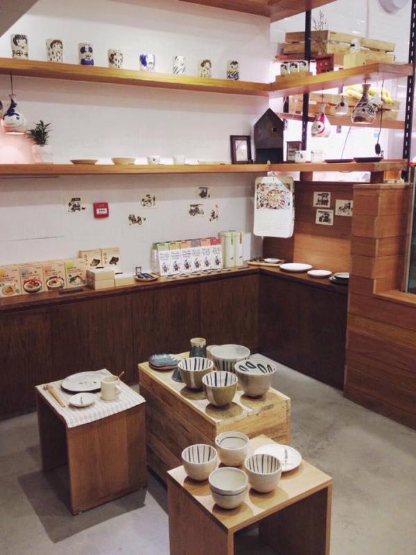 烏溪沙屋子生活 (圖:fb@Uchi Coffee 屋子咖啡)