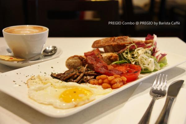 Barista Caffe(圖:FB@Barista Caffe)