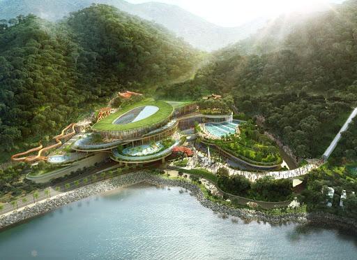 海洋公園水上樂園  預計2018年重新開放