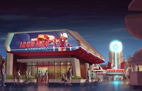 Iron Man,2016年香港迪士尼見