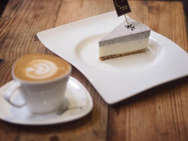 中環Sogno Cafe+(圖:FB@Sogno Cafe+ Facebook)