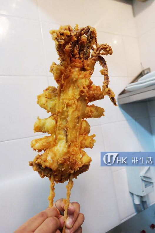 尖沙咀Norayo K-Street Ozzang巨型魷魚