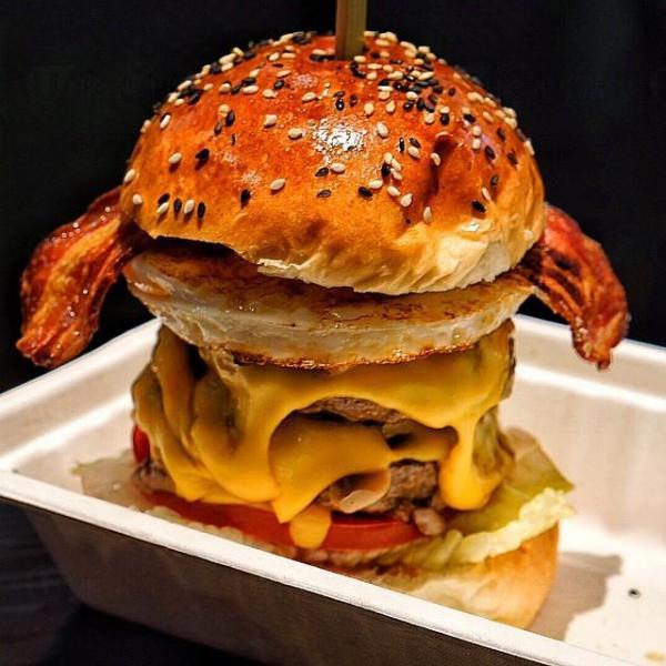 大角咀Burgerman(圖:IG@aiyawfood)