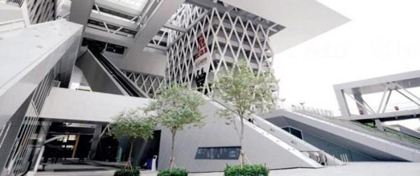 香港知專設計學院展覽館 (圖:藝頻官方網站)
