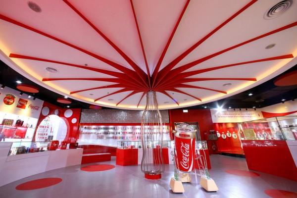 「可口可樂」香港博物館