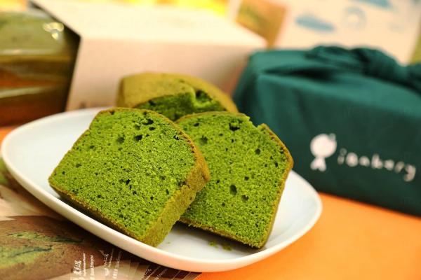 京都抹茶手工蛋糕(圖:FB@iBakery 愛烘焙麵包工房)