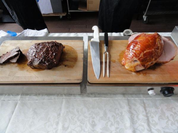 星期日半自助餐(圖:FB@iBakery 愛烘焙麵包工房)