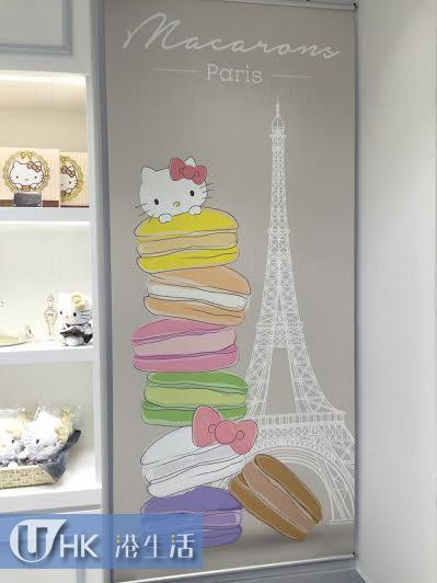 尖沙咀Hello Kitty le petit cafe