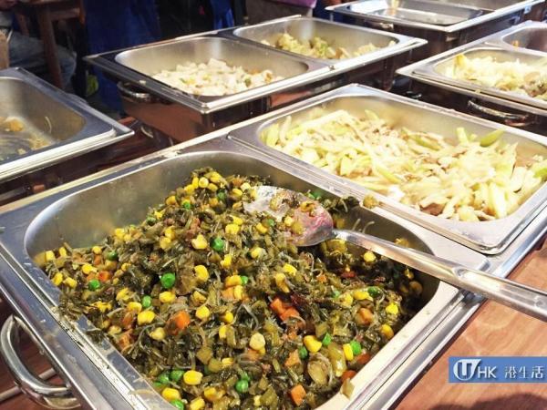 無肉食 ahimsa buffet