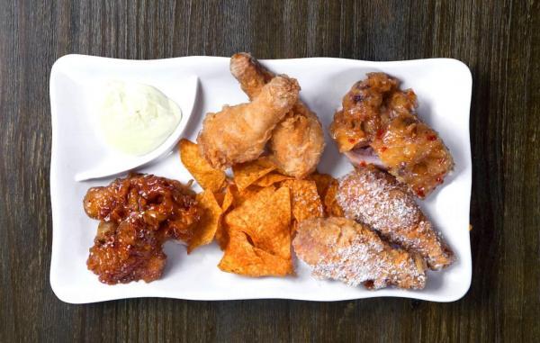 BBQ Chicken HK